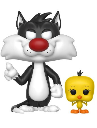 Funko POP! Piu-piu e Frajola - Looney Tunes
