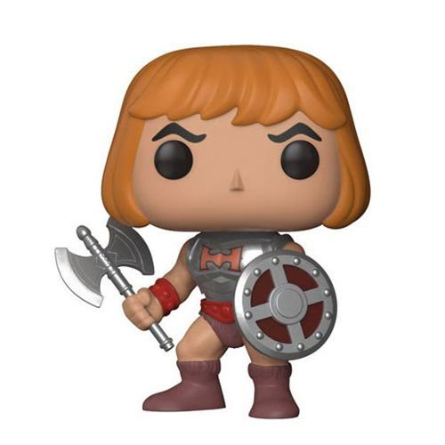 Funko POP! Battle Armor He-Man - Maters of the Universe