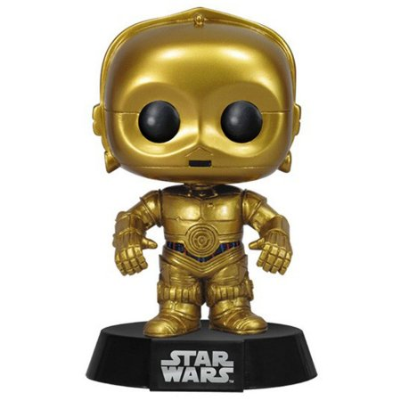 Funko POP! C-3PO - STAR WARS