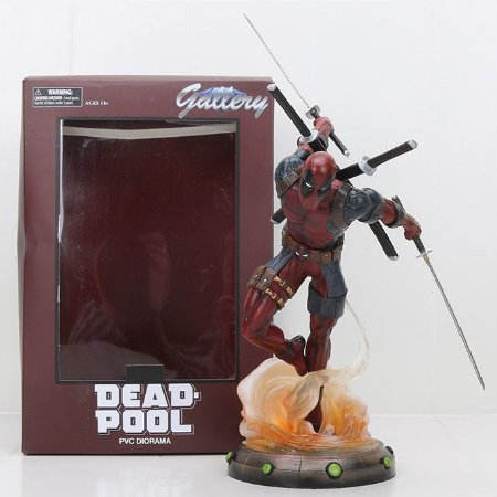 Action Figure Escala 1/6 Deadpool - Diamond Select Toys
