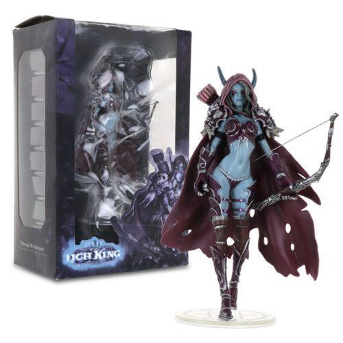 Action Figure Escala 1:6 Sylvanas Windrunner - World of Warcraft