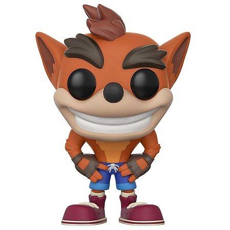 Funko POP! Crash Bandicoot - Games