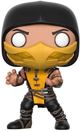 Funko POP! Scorpion - Mortal Kombat