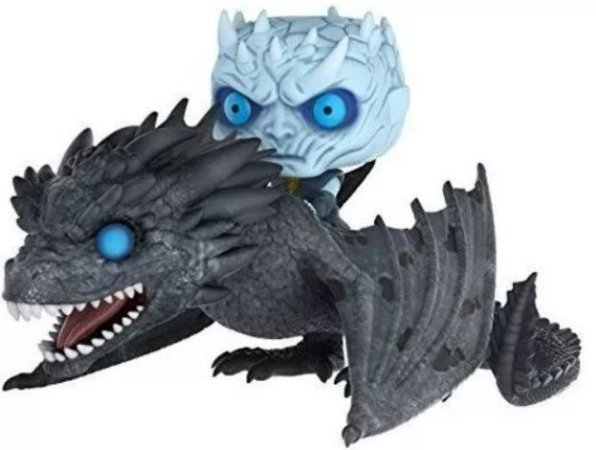 Ride Funko POP! Night King & Icy Viserion - Game of Thrones