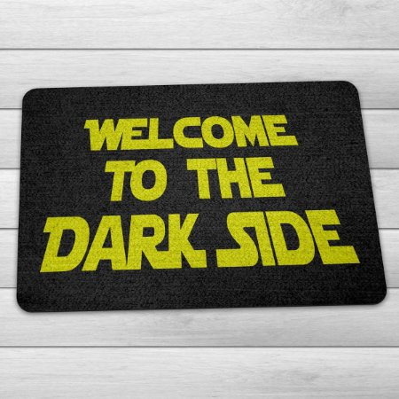 Capacho Ecológico Welcome to the Dark Side - Star Wars