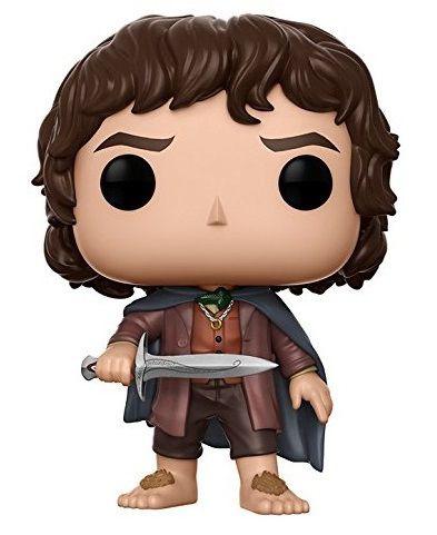 Funko POP! Frodo Baggins - O Senhor dos Anéis