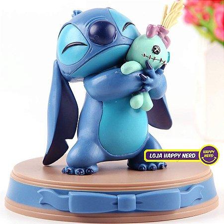 Action Figure Stitch - Lilo & Stitch