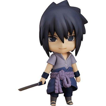 Action Figure Sasuke Uchiha 707 Nendoroid - Naruto
