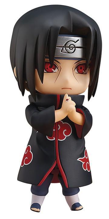Action Figure Itachi Uchiha 820 Nendoroid - Naruto