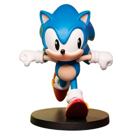 Action Figure Sonic The Hedgehog - Boom8 Series Vol. 02