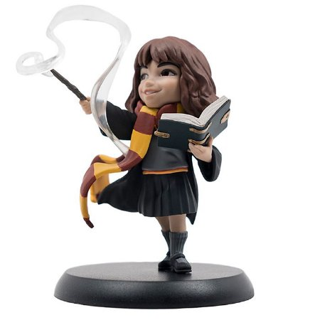 Action Figure Hermione Granger First Spell Q-Fig - Harry Potter