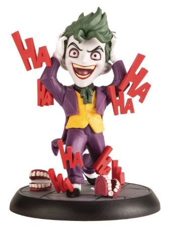 Action Figure Coringa Q-Fig - DC Comics