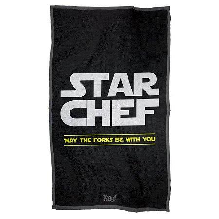 Pano de Prato Star Chef - Star Wars