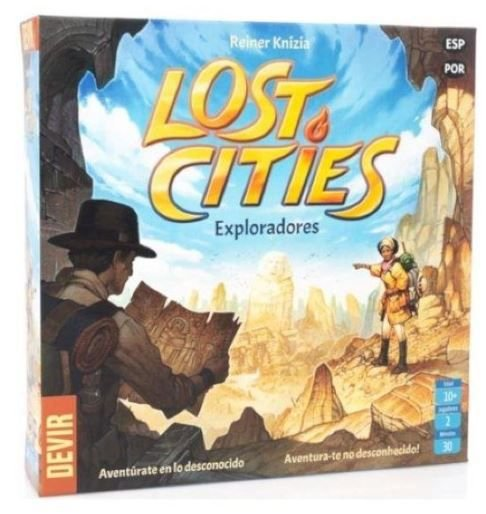 Exploradores Lost Cities