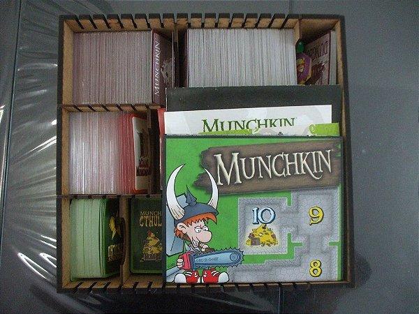 Caixa Organizadora para Munchkin - Bucaneiros