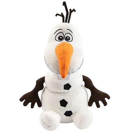 Boneco de Pelúcia Olaf - Frozen