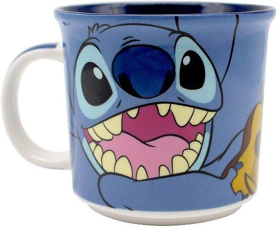 Caneca Stitch - Lilo & Stitch