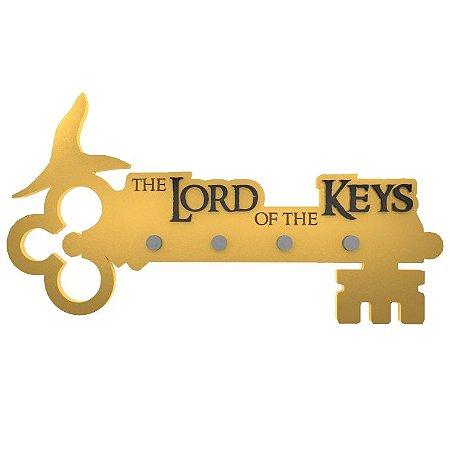 Porta Chaves Magnético The Lord Of The Keys - O Senhor dos Anéis