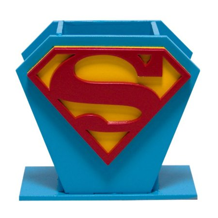 Porta-Canetas Superman - DC Comics