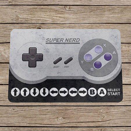 Capacho Ecológico Joystick Super Nintendo