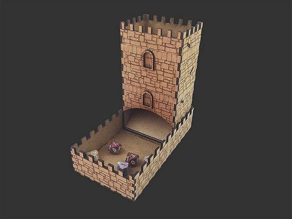 Torre de Dados Medieval - Bucaneiros