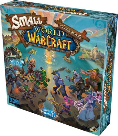 Small World of Warcraft + Dados Promocionais (Horda e Aliança)