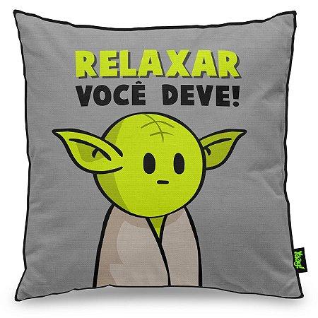 Almofada Mestre Yoda Star Wars - Yaay