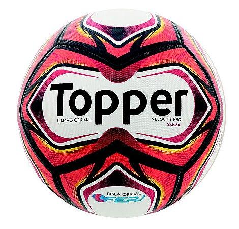 Bola de Futebol de Campo Topper Samba Velocity Pro