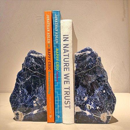 Aparador de Livros Blue