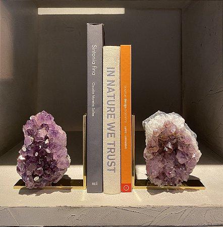 Aparador de Livros Ametista