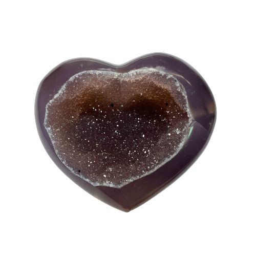 Coração Ágata Cuore