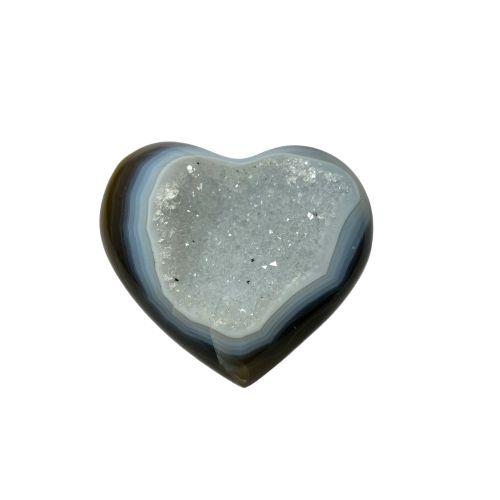Coração Ágata Ice