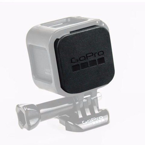 Tampa Em Plástico com Logo GoPro Para Proteção de Lente das Câmeras Gopro HERO4 Session e HERO5 Session