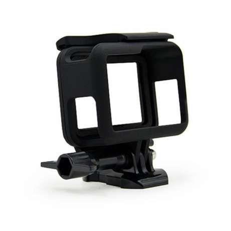 Moldura ou Frame em Plástico Para Câmeras Gopro HERO5 Black, HERO6 Black, HERO7 White, Silver e Black.