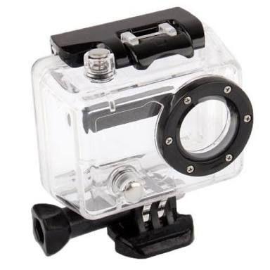 Caixa Estanque de Mergulho Similar 40m Para Câmeras GoPro HD e GoPro HERO2