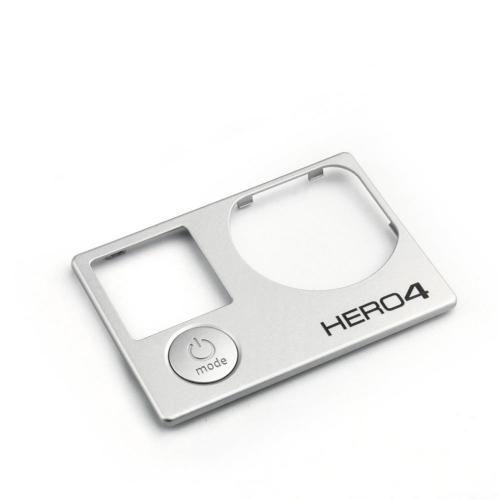 Faceplate ou Capa Frontal de Reposição Para Câmeras GoPro HERO4 Silver e GoPro HERO4 Black