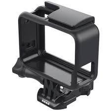 Moldura Padrão ou Frame ORIGINAL Para Câmeras GoPro HERO5, HERO6 e HERO7 Black - The Frame AAFRM-001 - Reembalado