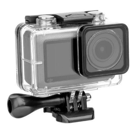 Caixa Estanque 60m Para Câmeras DJi Osmo Action Cam - Modelo 02