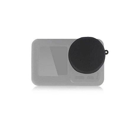 Tampa de Proteção de Lente em ABS Compatível com Câmeras DJi Osmo Action CAM