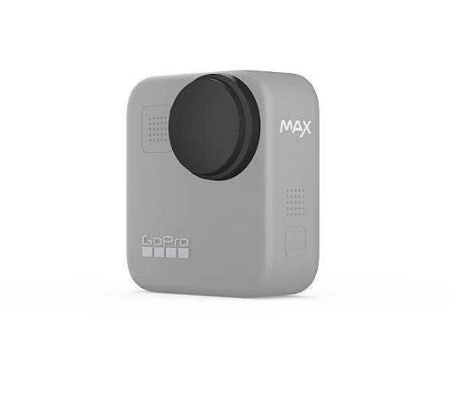 Kit com 2 Tampas de Proteção em Silicone para Lentes das Câmeras GoPro MAX