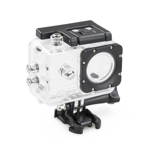 Caixa estanque para câmeras SJCam modelos SJ4000 e SJ5000 e Câmeras Similares