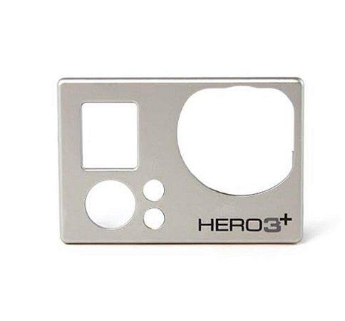 Faceplate ou quadro frontal SIMILAR para reposição das câmeras GoPro HERO3+