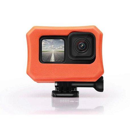 Flutuante Tipo Caixa ou Float Box Compatível com Câmeras GoPro HERO9 Black e GoPro HERO10 Black