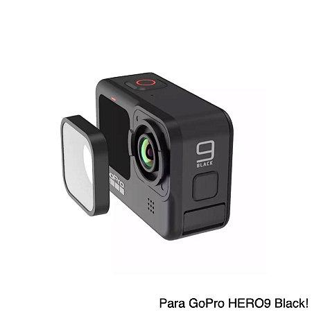 Lente UV Similar para reposição para Câmeras GoPro HERO9 Black