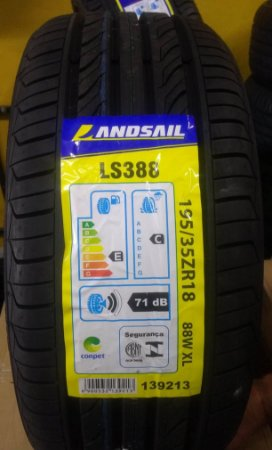 PNEU 195 35 18 LANDSAIL LS388 88W