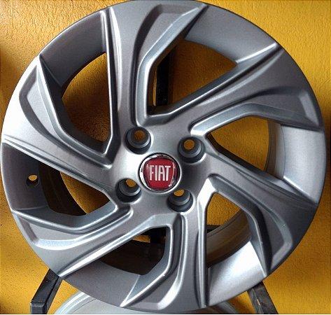 JOGO DE RODA FIAT ARGO DRIVE ARO 15 4X98