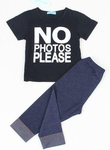 Conjunto Jeans - No Photos please