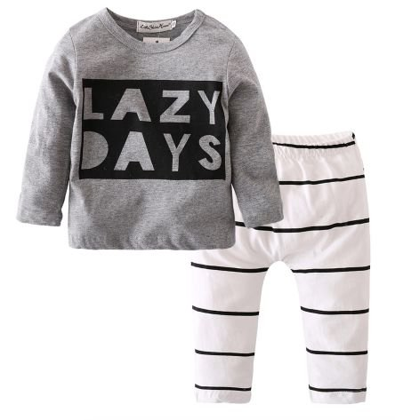 Conjunto Lazy Days