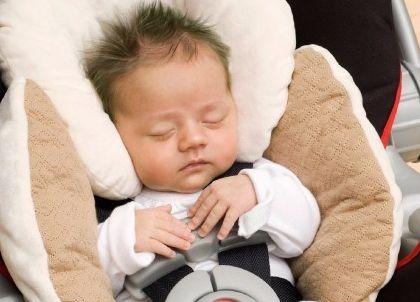Almofada de Bebê Conforto Extra Plus