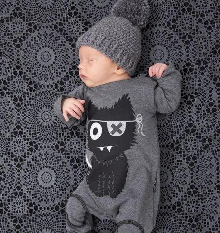 Macacão de bebê Little Cat